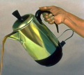 Coffee Pot  18x19  1994